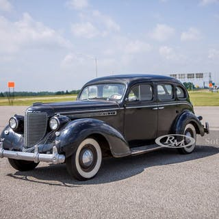 1938 Chrysler Imperial Touring Sedan  classic car