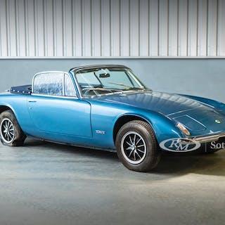 1972 Lotus Elan +2S 130  classic car