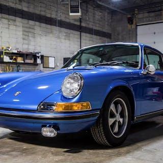 1969 Porsche 911 S Coupe  classic car