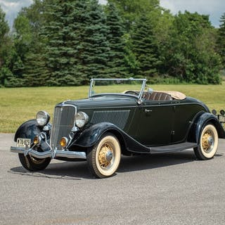 1933 Ford Roadster  classic car