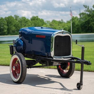 Ford Model A Air Compressor by Gordon Smith & Co. classic car