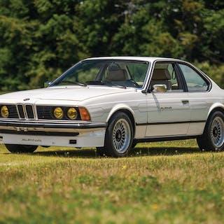 1982 BMW Alpina B7 Turbo Coupe  classic car