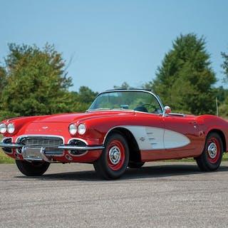 1961 Chevrolet Corvette  classic car