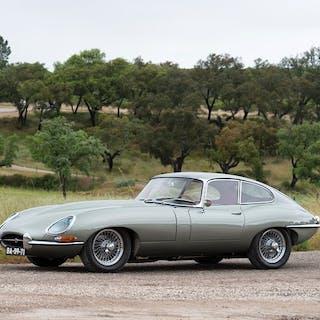 1961 Jaguar E-Type Series 1 3.8-Litre Fixed Head Coupé  classic car