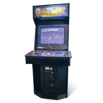 Golden Tee '98 Arcade Game by Incredible Technologies classic car