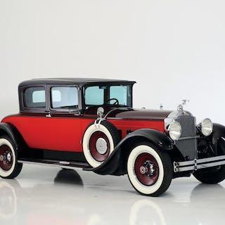 1929 Packard Custom Eight Opera Coupe  classic car