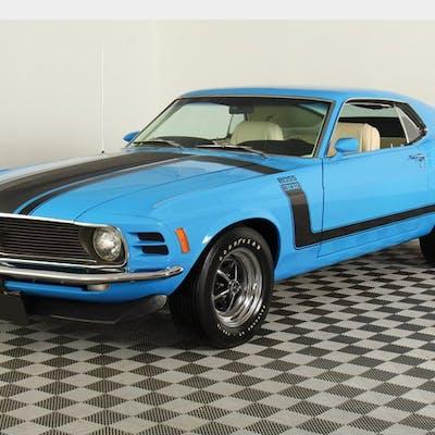 1970 Ford Mustang Boss 302  classic car