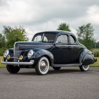 1940 Ford Deluxe Coupe  classic car