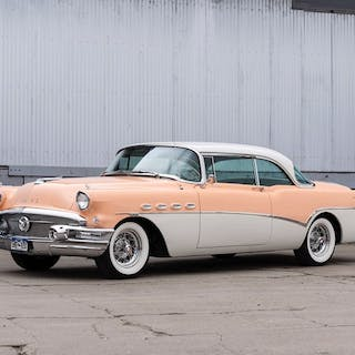 1956 Buick Roadmaster Coupe  classic car