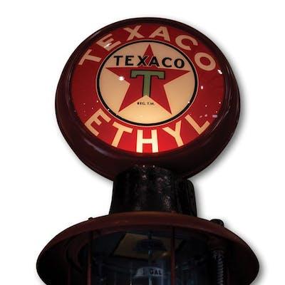 Texaco Visible Gas Pump classic car