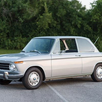 1968 BMW 2002  classic car