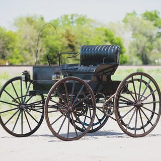 1903 Holsman Model 3 High-Wheel Runabout  classic car