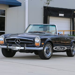 1969 Mercedes-Benz 280 SL 'Pagoda' 'Four-Speed'  classic car
