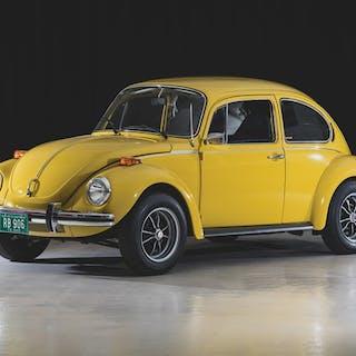 1973 Volkswagen Super Beetle Sedan  classic car