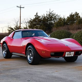 1973 Chevrolet Corvette Stingray Coupe  classic car