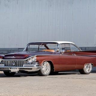 1959 Buick LeSabre Hardtop Coupe Hot Rod  classic car