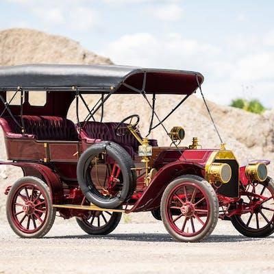 1907 Wayne Model N Five-Passenger Touring  classic car