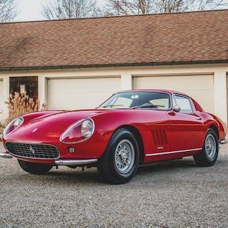 1965 Ferrari 275 GTB/6C by Scaglietti classic car
