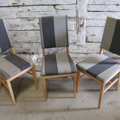 Tre stolar
