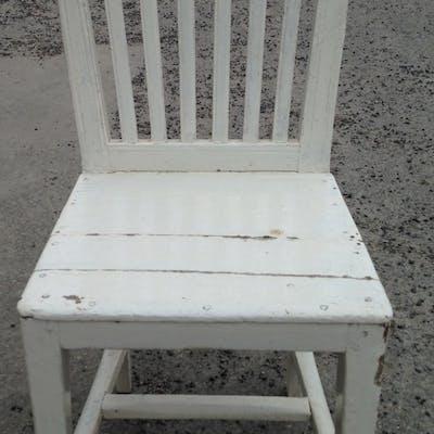 Läcker allmoge stol