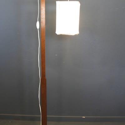 Retro Golvlampa -  Design Hans Kempe Lars Ljunglöf - elrenoverad