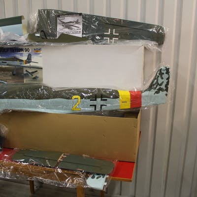 Kyosho Focke-Wulf Ta 152H.  ARF