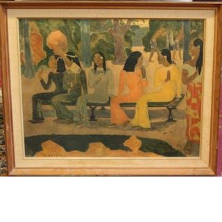Paul gauguin – Auktion – Alla auktioner på Barnebys.se a96ce3c1c22eb