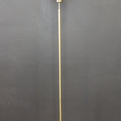 Fin Golvlampa i mässing (justerbar höjd)