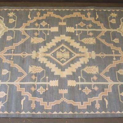 Utsökt Indisk matta