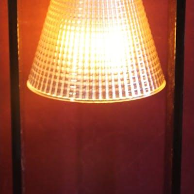 Table lamp Light Air Black/Crystal KARTELL