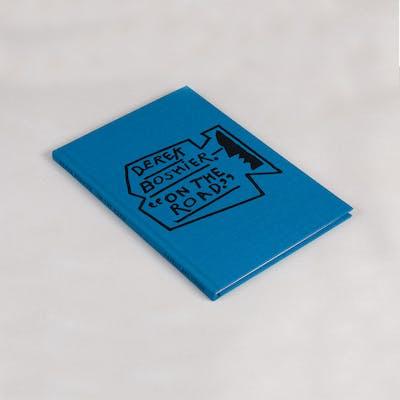 On the Road Exhibition – Catalogue, Derek Boshier
