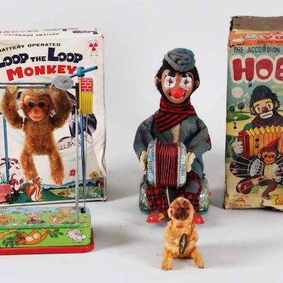 Hobo Monkey & Loop the Loop Monkey | Barnebys