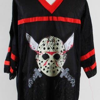 e5dcc91af Kane Hodder Signed Jersey Jason Friday the 13th Horror Movie – COA JSA