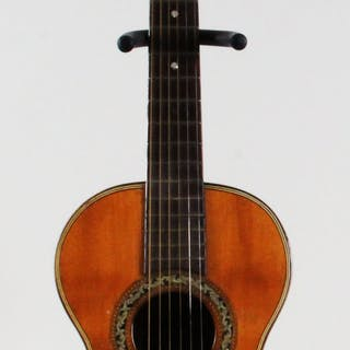 1902 Jerome Thiboville Guitar from Lamy & Cie