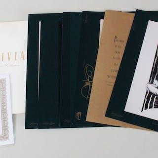 Olivia De Berardinis Signed Art Prints (7) Robert Bane Editions