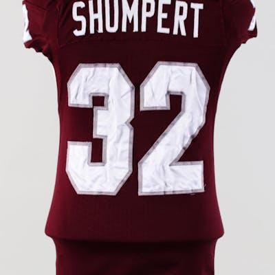 2014 Ashton Shumpert Game-Worn Jersey Mississippi State Bulldogs
