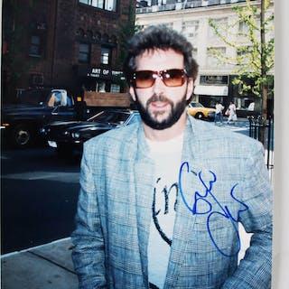 Eric Clapton Signed 8×10 Photo – COA JSA