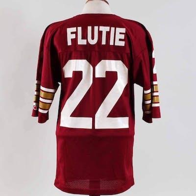 Doug Flutie Game-Worn Jersey Boston College Eagles – COA Mears A10
