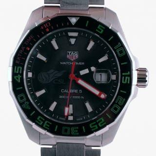 Tag Heuer Aquaracer Calibre 5 Match Timer CSL Special