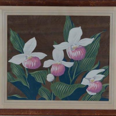 Casson, Alfred Joseph - Fleurs -