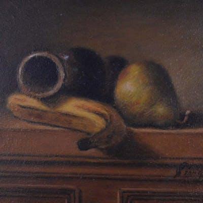 Sévigny, François - Nature morte aux fruits