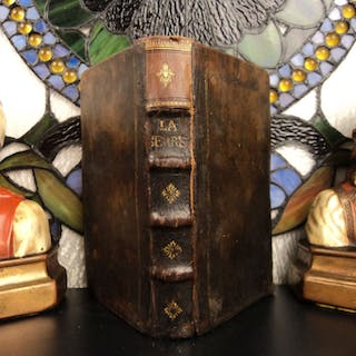 1631 Mariology Joseph & Virgin Mary Holy Family Serre Catholic Brussels Belgium