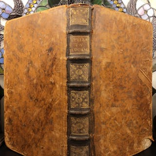 1593 Diego de Estella BIBLE & Mystical Theology Spanish Franciscan Inquisition