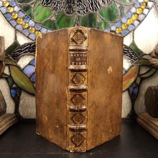 1689 1st ed History of Ottoman Tunisia Persia ISLAM Slavery Turkey