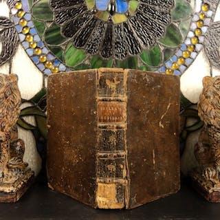 1684 Samuel Butler HUDIBRAS English Civil Wars English Satire London Puritan