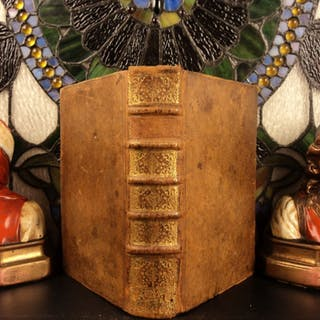 1696 Works of Clement of Alexandria + Early Christian GREEK Fathers Byzantine