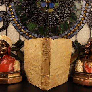 1557 1st ed Life of Pope Leo X Adrian VI Catholic Papacy Vatican Pompeo Colonna