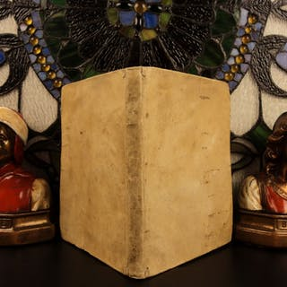 1553 1st ed Philo of Alexandria Egypt Jewish Philosophy Allegory Hebrew Bible