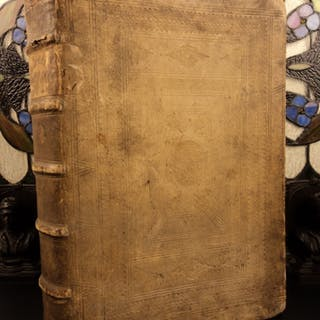 1671 Aquila FRANKS Charlemagne Illustrated Palazzi Saxons Saxony &
