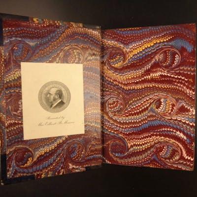 1876 1st ed Life of British General John Burgoyne American War Military MAPS